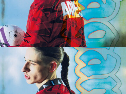 ARIES x UMBRO SUMMER COLLAB IS HERE