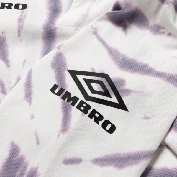 ARIES x UMBRO Tie Dye Pro 64 Pullover – Dusk
