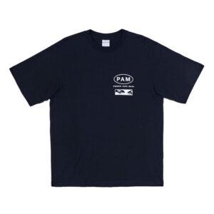 P.A.M. Perks & Mini Camiseta Ginseng Logo - Black