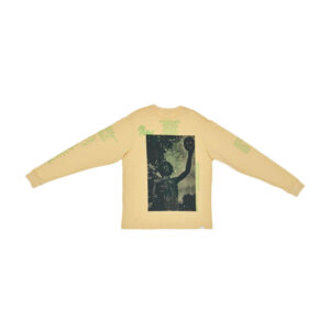 PAM MONUMENTS IN LOVE LS TEE YELLOW