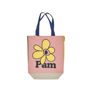 PAM THE MASTERS FROG TOTE BAG