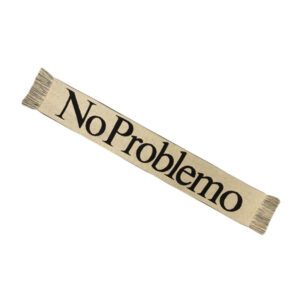 ARIES Bufanda No Problemo - Black & White