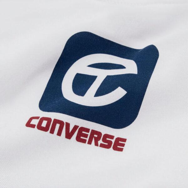 CONVERSE X TELFAR TSHIRT WHITE
