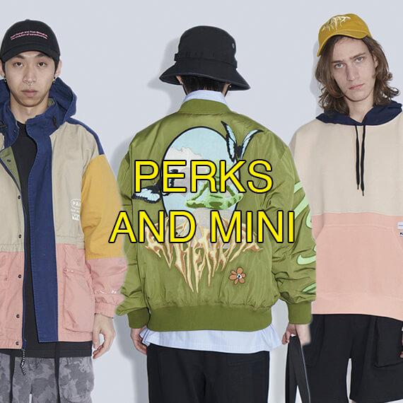 PERKS AND MINI SS21
