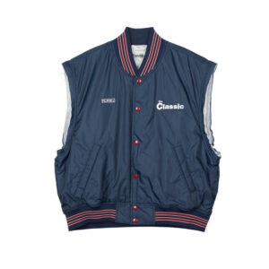 STAND ALONE Chaleco Reversible Logo Embriodery - Navy