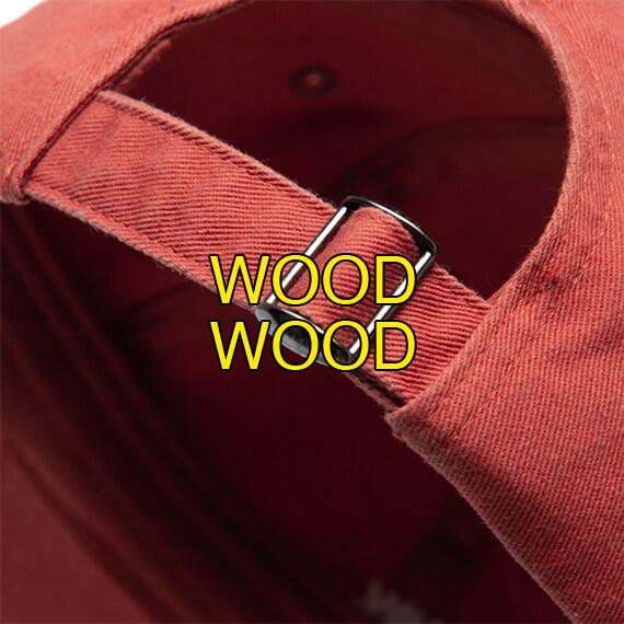 WOOD WOOD BANNER FW21