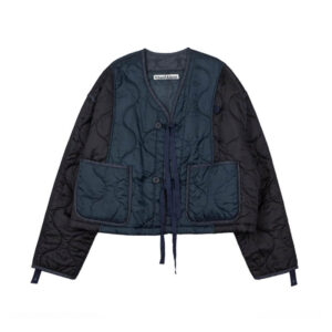 STAND ALONE Chaqueta Military Quilted Liner - Navy