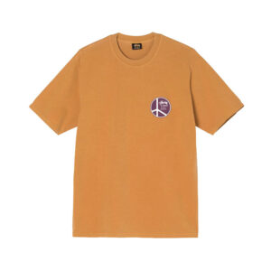 STUSSY PEACE DOT DYED TEE