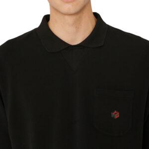 YMCFrat Polo Shirt - Black