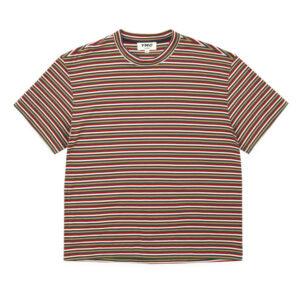 YMC Triple Stripe T-Shirt - Multi