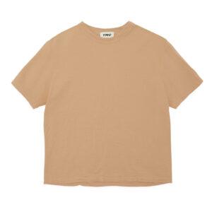 YMCTriple Seersucker T-Shirt - Camel
