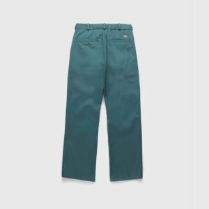 HIGHSNOBIETY x DICKIES Pleated 874 Work Pants - Lincoln Green