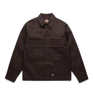 HIGHSNOBIETY x DICKIES Service Shirt - Brown