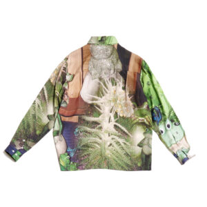 P.A.M. (Perks & Mini) Camisa Frog Life - Multi