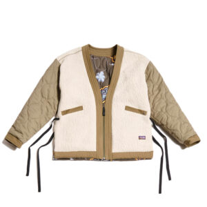 P.A.M. (Perks & Mini) Chaqueta Off The Track Recycle - Hermine