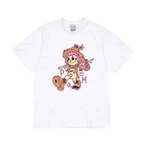 P.A.M. (Perks & Mini) Camiseta Scarecrow - White