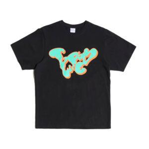 P.A.M. (Perks & Mini) Camiseta Wild Style - Black