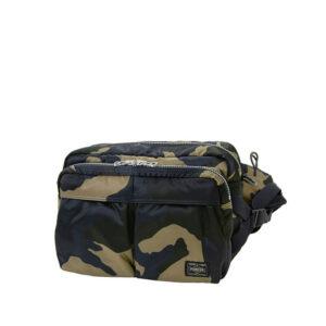 PORTER YOSHIDA & CO. Counter Shade Waist Bag - Woodland Khaki