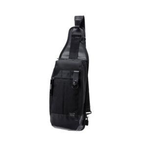 PORTER YOSHIDA & CO. Heat Sling Shoulder Bag - Black