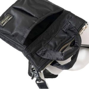 PORTER YOSHIDA & CO. Howl Helmet Bag Mini - Black