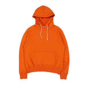 TSPTR Base Range Hooded Sweatshirt - Pumpkin Orange